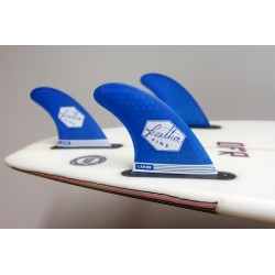 Feather Fins Ultralight Blue FUTURE M