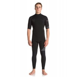 Quiksilver Syncro Series 2/2 Back Zip