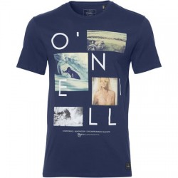 O'Neill Neos T-Shirt Blue