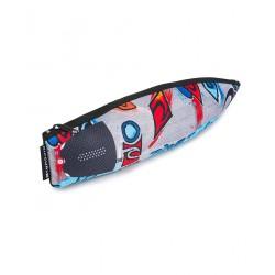 Rip Curl Surfboard Pencil Case Grey