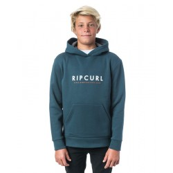 Rip Curl Basic Logo Gradian Hooded Fleece