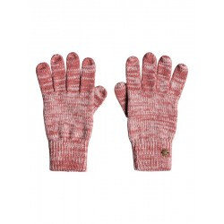 Roxy Let it Snow Guantes de Punto