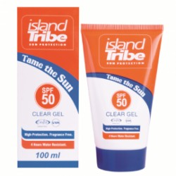 Crema Solar Surf Paddle Island Tribe Sun Protection 50ml