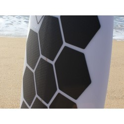 Grip Pad RSPro Hexa Traction Black Edition Tablas Paddle Surf SUP