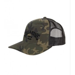 Billabong Flatwall Trucker Camo