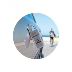 Surflogic Candado de Seguridad Silver