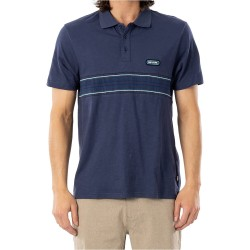Rip Curl Surf Revival Stripe Polo