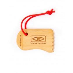 Ocean&Earth Bamboo Wax Comb