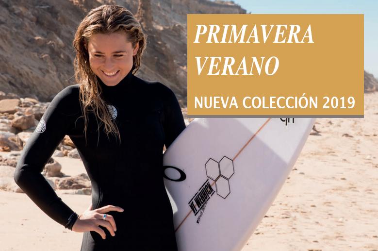 PRIMAVERA VERANO - NUEVA COLECCION 2019
